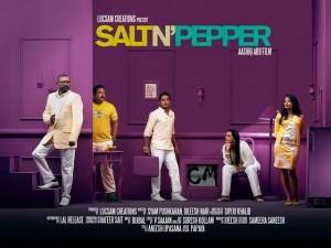 salt n pepper with a sugar sweet flavor